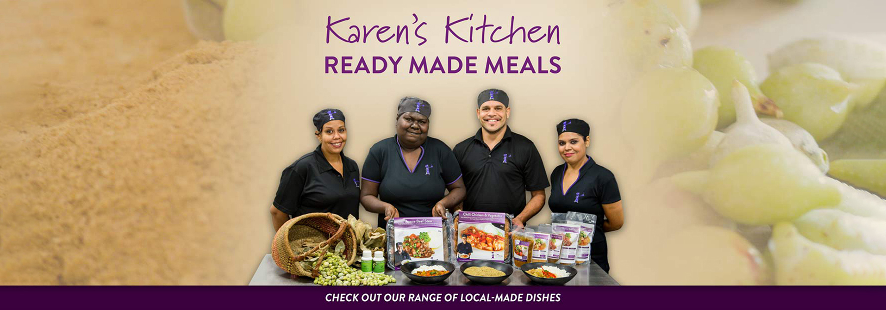 Karen's Kitchen Ready Made Meals